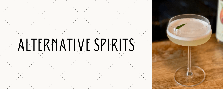 banner alcohol free spirits