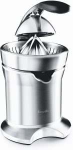 stainless steel electric citrus juicer