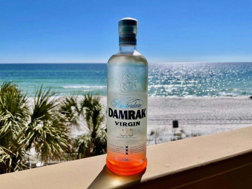 damrak non alcoholic gin