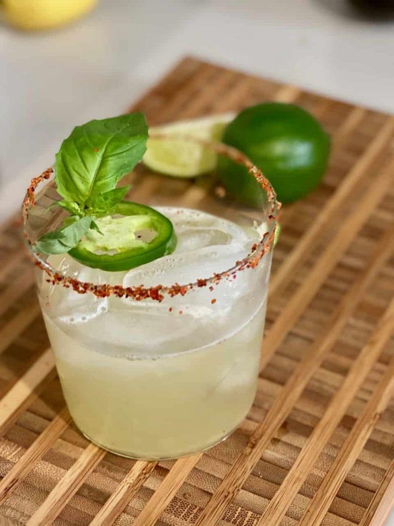 ritual zero proof tequila mocktail recipe