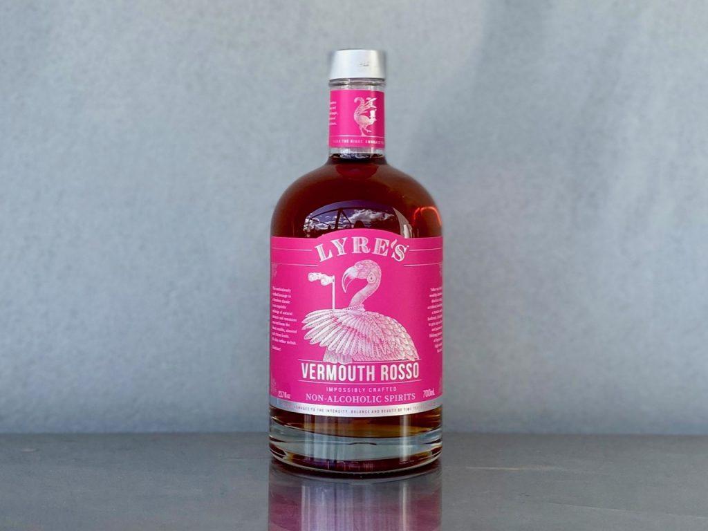 non alcoholic vermouth rosso