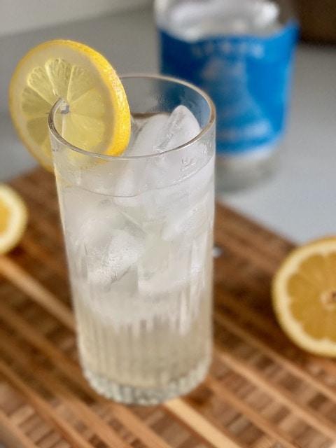 gin mocktails lyres dry London collins