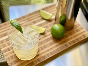 non alcoholic margarita