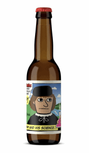 Mikkeller henry and his science non alcoholic beer
