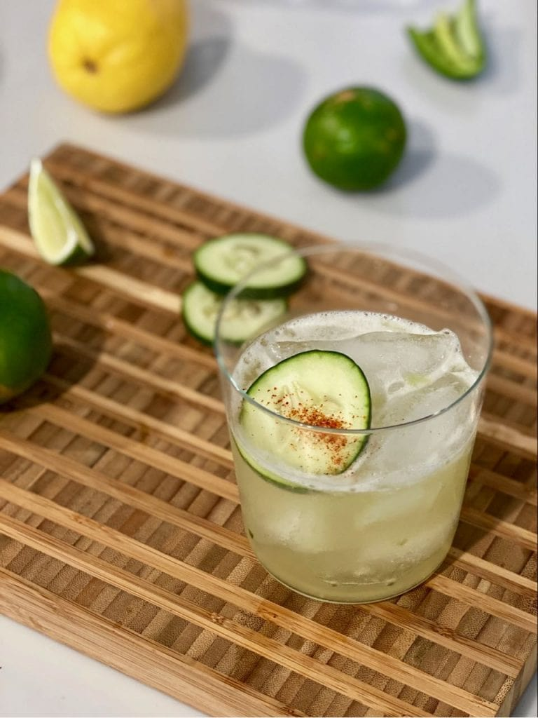 ritual tequila tested in a non alcoholic mezcal mule
