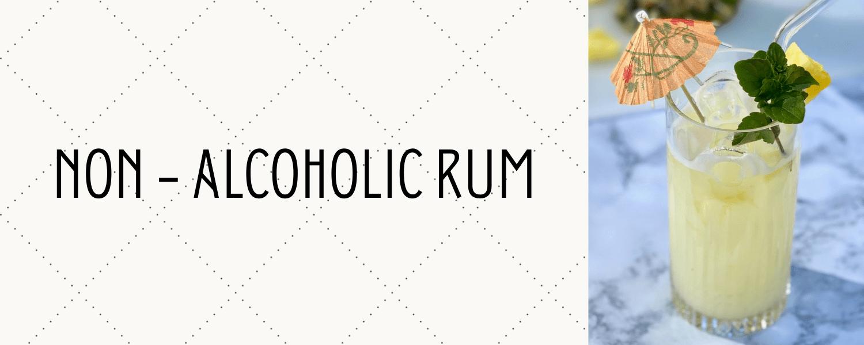 title non alcoholic rum