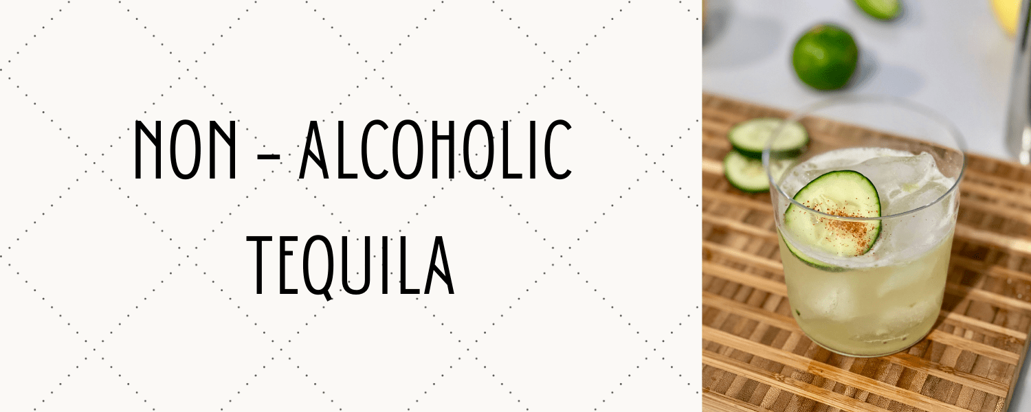 alcohol free tequila banner