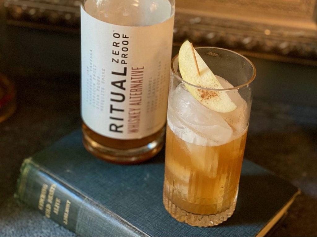 ritual whiskey cocktail test magic apple