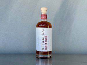 ritual whiskey alternative bottle