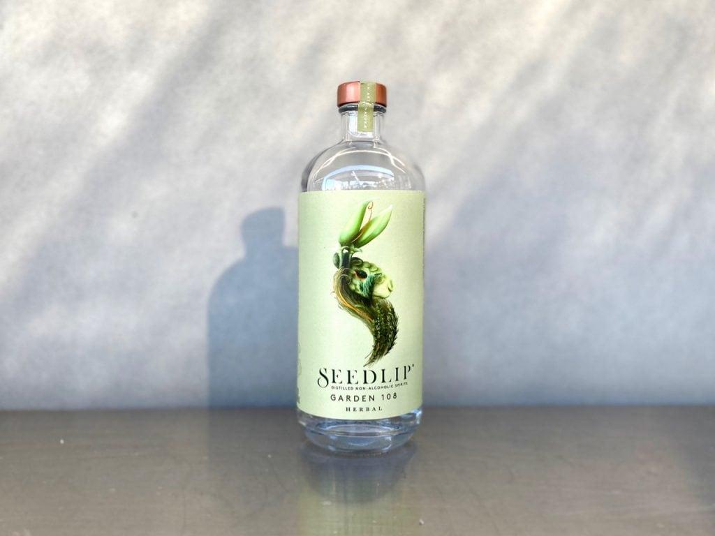 seedlip garden 108 bottle