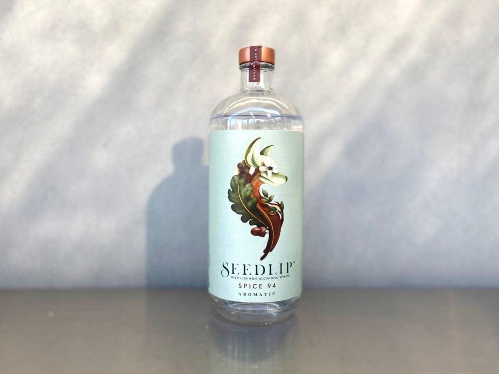 Seedlip spice bottle